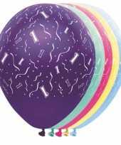 1 jaar versiering helium ballonnen