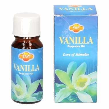 10 ml vanille geurolie
