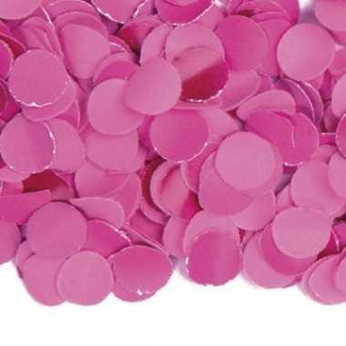 100 gram fuchsia confetti