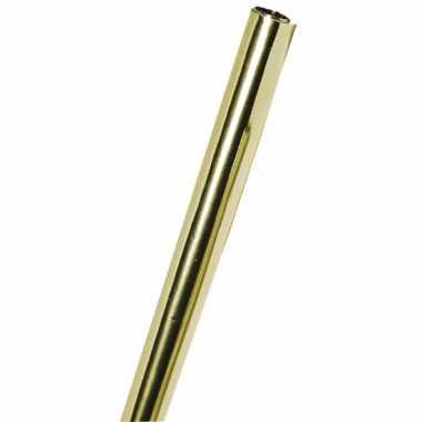 2-zijdige metaalfolie goud