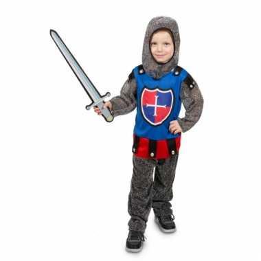 3-delig ridder kostuum voor jongens