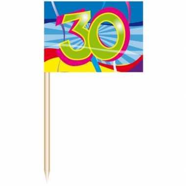 30 jaar feest prikkertjes