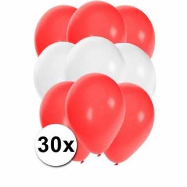 30 stuks ballonnen kleuren oostenrijk