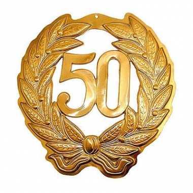 50 jaar gouden krans
