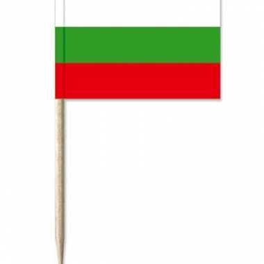 50 st cocktailprikkers bulgarije