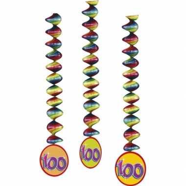 Afgeprijsde 100 jaar rotorspiralen gekleurd