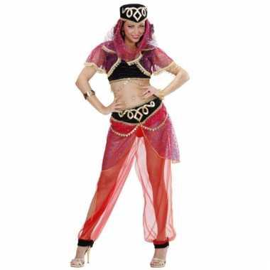 Afgeprijsde 1001 nacht danseres kostuum