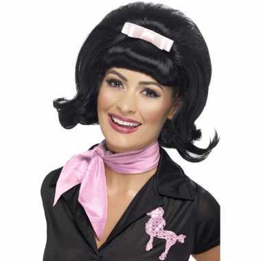 Afgeprijsde 50 jaren hairspray pruiken