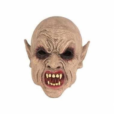 Afgeprijsde aardman masker van latex