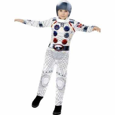 Afgeprijsde astronauten verkleedkleding voor jongens