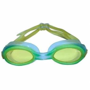 Afgeprijsde duikbril voor kinderen geel