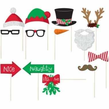 Afgeprijsde foto accessoires kerstmis