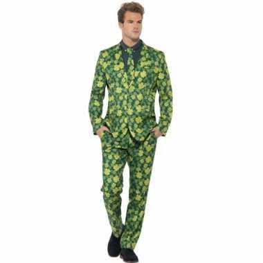 Afgeprijsde groen st patrick s day kostuum
