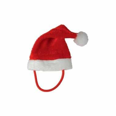 Afgeprijsde kerstmuts voor katten of knuffelbeest