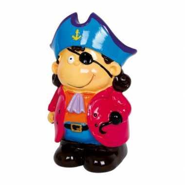 Afgeprijsde kinderspeelgoed piraten spaarpot