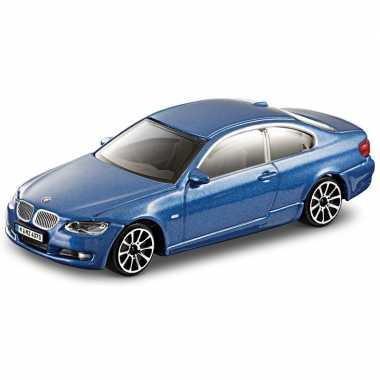 Afgeprijsde model auto bmw 335i coupe 1:43