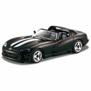 Afgeprijsde model auto dodge viper srt-10 2008 1:43