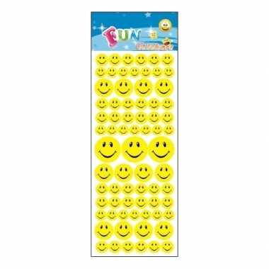 Afgeprijsde poezie album stickers smileys