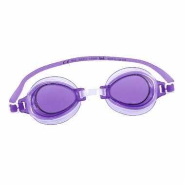 Afgeprijsde roze kinder duikbril 3 tot 6 jaar