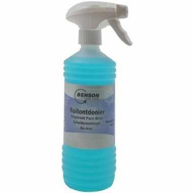 Afgeprijsde ruitenspray winter 500 ml