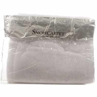 Afgeprijsde sneeuw tapijt 45 x 600 cm