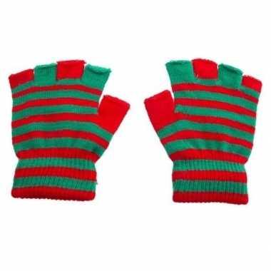 Afgeprijsde vingerloze handeschoen onze size
