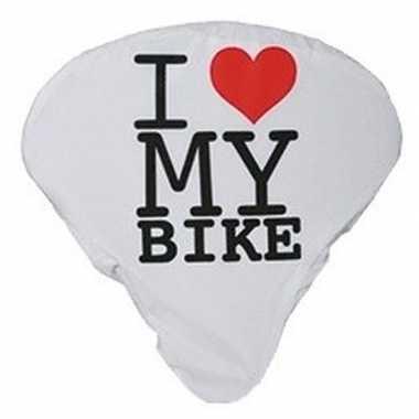 Afgeprijsde zadelhoes fiets i love my bike