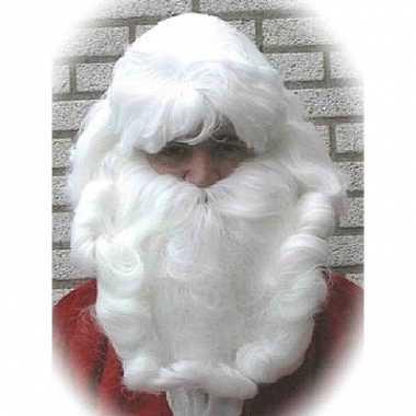 Baardstel luxe kerstman