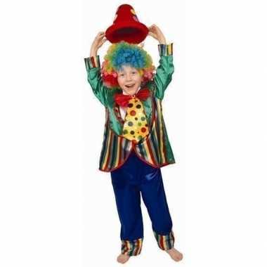 Baba clown carnavalskleding kind