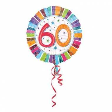 Ballon met helium 60