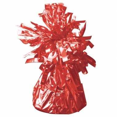 Ballonnen gewicht rode 170 gram