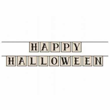Banner happy halloween 210 cm