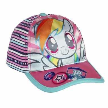 Baseballcap van my little pony