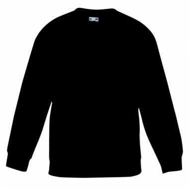 Basis zwarte truien/sweaters meisjeskleding