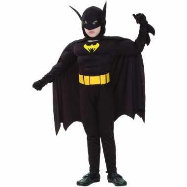 Bat held kostuum voor een kind