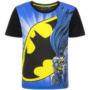 Batman t-shirt zwarte mouw