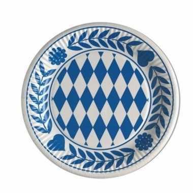 Bayern feest bordjes