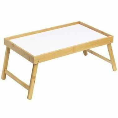 Bed plateau inklapbaar 50 x 30 cm