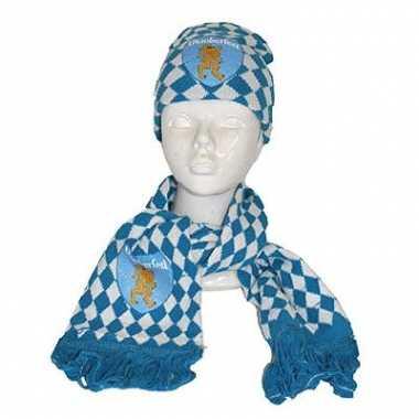 Beieren sjaal en muts