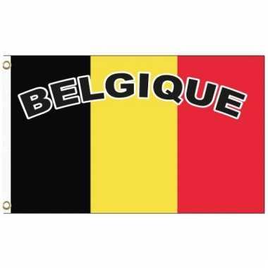 Belgie fan vlag