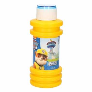 Bellenblaas paw patrol 175 ml