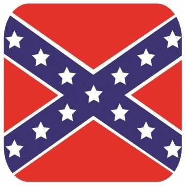 Bierviltjes de zuidelijke staten van amerika thema 15 st