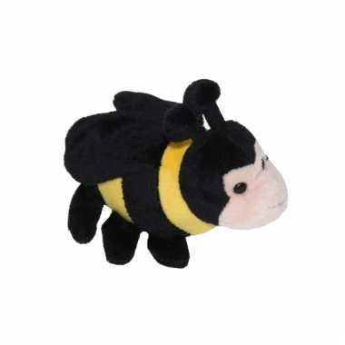 Bijen knuffeltje 13 cm