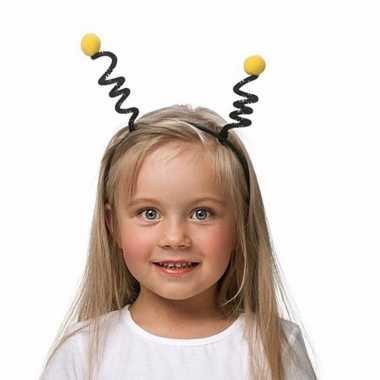 Bijen verkleedaccesoires diadeems