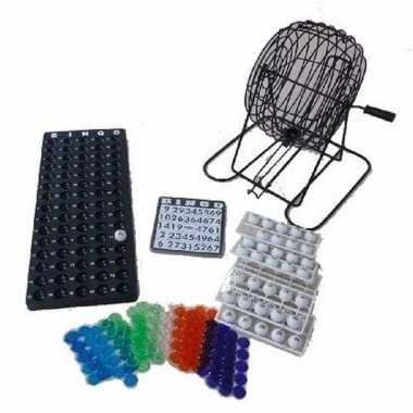 Bingo spelen set 29 cm