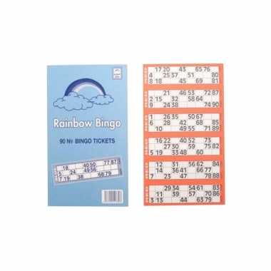 Bingokaarten set
