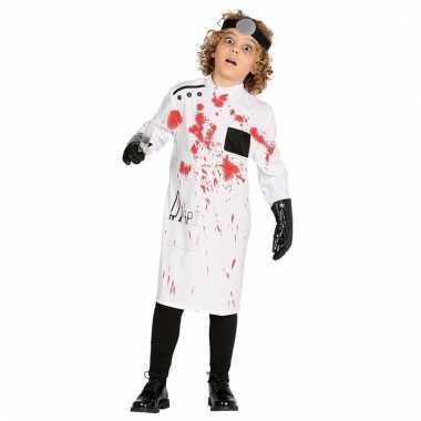Bloederige artsen kostuum voor kinderen