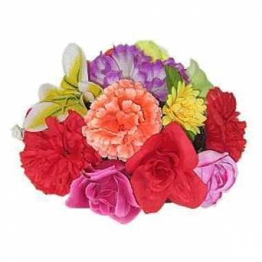 Bloemen hoedjes hawaii