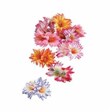 Bloemen speld