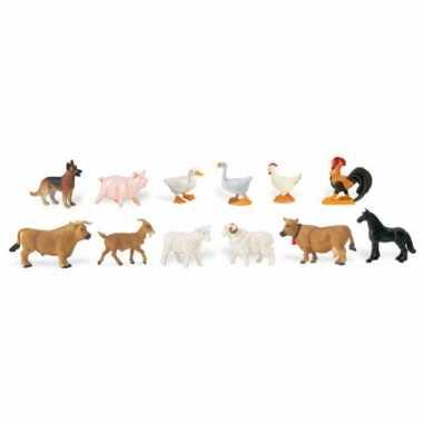Boerderij speelgoed dieren